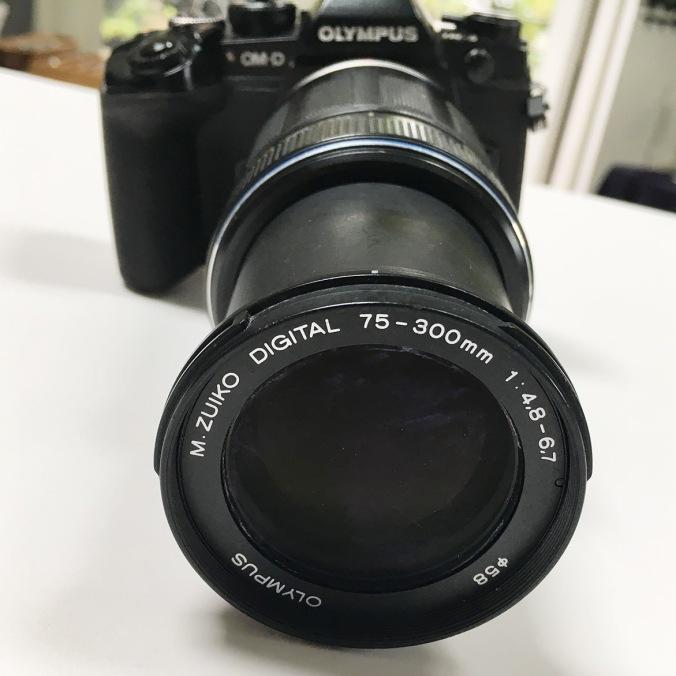 OMD w lens blog