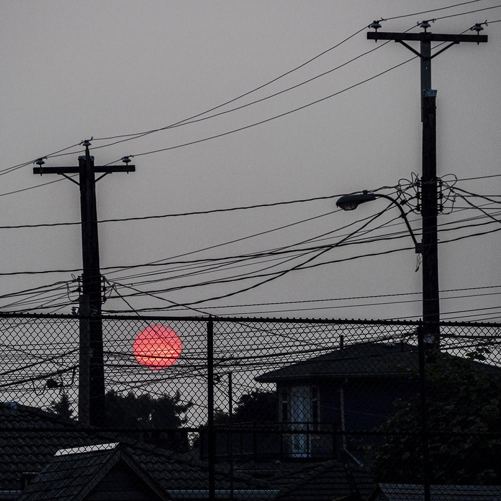 East Van Sunset