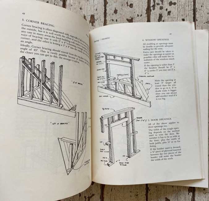 illustrated housebuilding inside